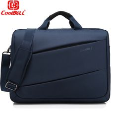 CoolBell Brand 17.3 inch Laptop Bag 17 Notebook Computer Bag Waterproof Messenger Shoulder Bag Men Women Briefcase Business case