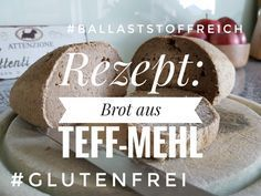 Teff Recipes, Bread Recipes, Baking Recipes, Healthy Recipes, Healthy Food, Pancakes Easy, Peanut Butter Cookie Recipe, Tasty, Yummy Food