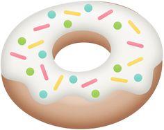 Cute Cliparts ❤ CS_sweetsshop_donut.png