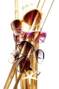 sunglasses / styling for vogue magazine