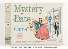 1966...I played this game a thousand times with Tina and her sister Brenda! We were pretty serious competitors. Hahaha!