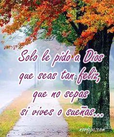 Oraciones para bendecir a quien yo quiero y desearle el favor de Dios. Para pedirle al Señor prosperidad, dicha, fortuna y gracia para otra persona