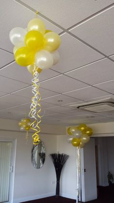 Yellow Themed Clusters