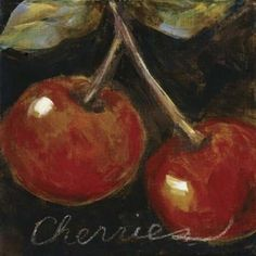 Ripe Cherries by Nicole Etienne