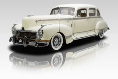 1946 Hudson Commodore Six-Eight Sedan