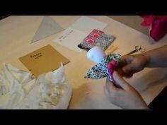 Мастер-класс по созданию обереговой куклы - YouTube