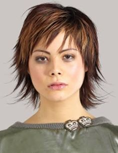 Short Haircuts Fashionable haircuts and hairstyles for women with around overweight faces. Happen Or Come On Or Upon your finest hairstyle f...