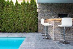 von der terrasse in den pool - Google-Suche Outdoor Furniture, Outdoor Decor, Sun Lounger, Den, Google, Home Decor, Terrace, Search, Chaise Longue