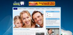 Sitio web Hecho para la Clinica Dental Smile Dental Care Ubicada en nogales Sonora Mexico