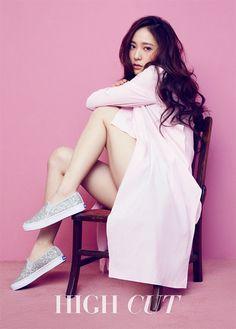f(x) Krystal - High Cut Magazine Vol.172