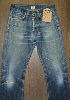 Edwin ED-47 | Worn for 22 Months by Edwin Europe, via Flickr