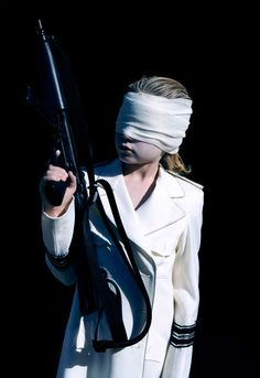 "Gottfried Helnwein Critiques Violence in Retrospective Exhibit ""Between Innocence and Evil"" 
