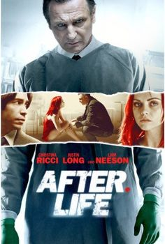 Watch After.Life 2009 Online Full Movie. A young woman caught between life and death… and a funeral director who appears to have the gift of transitioning the dead, but might just be intent on bury…