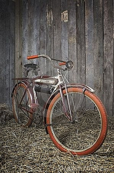Bike australia push vintage