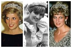 The Spencer Tiara.  Parts of it probably dating from the 1870's with changes through the 1930's.
