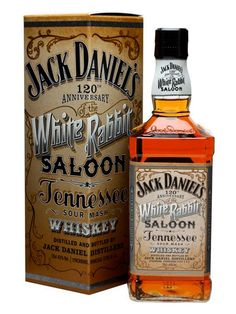 White Rabbit Saloon, La Edición Limitada De Jack Daniel´s