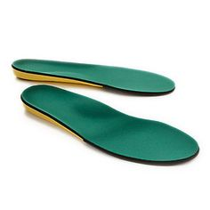 Spenco PolySorb Occupational Heavy Duty Men's / Women's Full Length Insoles. Smarts: Shock-absorbing, helps reduce impact on your feet. FootSmart.com