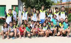El sábado el Club Piragüismo Cuenca Con Carácter visitaba la ciudad de Aranjuez, para competir en el XIX Trofeo de las Fiestas del Motín. Se trata de un trofeo previsto para iniciar a los más jóvenes palistas en el mundo de la competición, y a él asisten equipos de la Comunidad de Madrid y Castilla-La Mancha. El equipo estaba formado por 23 kayakistas de las categorías pre-benjamín, benjamín, alevín, infantil y cadete.