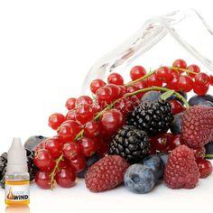Triple Berry E-liquid | VAPE WIND E-liquid The right amount of vibrant fruity sweetness. Enjoy the extreme fruity flavor of this E-liquid http://www.vapewind.com/triple-berry.html