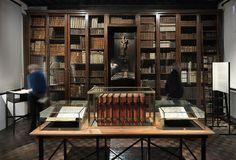 Plantin Moretus Museum Antwerp- 4 Must-do's in Literary Flanders - (c) Filip Dujardin