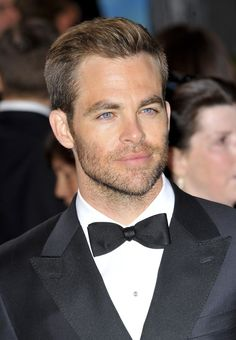 Chris Pine at the 2013 Academy Awards held at the Dolby Theatre on Sunday (February 24) in Hollywood.