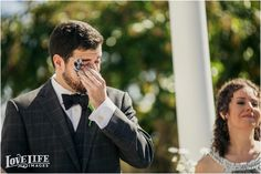 Downtown Baltimore Wedding: Hyatt Regency ceremony and Fogo de Chao reception
