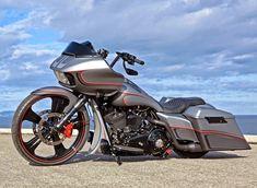 "Racing Cafè: Harley Road Glide ""Edition 1"" by Rick's Motorcycles #harleydavidsonroadglidespecial #harleydavidsoncustombaggers #harleydavidsonbaggerpaint"
