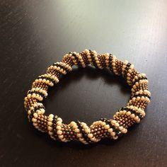 Celini bracelet by Bolsterbeads on Etsy