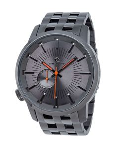 Put your hands up for Detroit in the Rip Curl Detroit SSS Men's Watch. Case Material: Stainless Steel Strap Material: Stainless Steel Water Resistant: Backlight: No Face Size: Features: Date/Time Manufacturer's Warranty: One Year Rip Curl, Detroit, Surf Watch, Fashion Brand, Mens Fashion, Brand Sale, Wishing Well, 316l Stainless Steel, Casio Watch