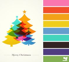 christmas color | Color & combination | color palette | color scheme | Design Seeds