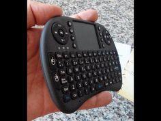 Teclado Bluetooth Mini, Rii i8 Mini