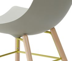 'Luc' chair by Lorenz*Kaz for Rossin Dailytonic