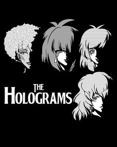 Holograms T-Shirt ~ $10 Jem and the Holograms tee at ShirtPunch today only!