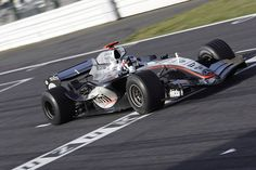 Kimi Raikkonen wins the 2005 Japanese Grand Prix at Suzuka - one of the great F1 races of modern times.