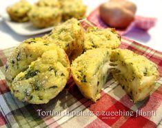 Tortini di patate e zucchine filanti http://blog.giallozafferano.it/graficareincucina/tortini-patate-zucchine-filanti/