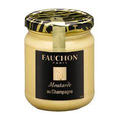 Moutarde au champagne Fauchon 200g