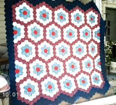 Pictures of One Patch Quilts