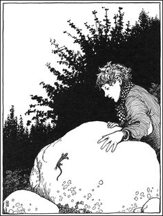 water babies_William Heath Robinson