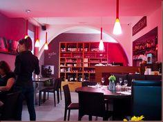 Visuale dal #ristorante #touchflorence di Via Fiesolana 18r - #firenze - credits : http://www.hkepicurus.com/2013/09/touch-firenze-italy.html