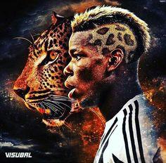 Football Is Life, Football Art, Fantasy Football, Major League Soccer, Football Players, Pogba Wallpapers, Football Hairstyles, Hairstyles Haircuts, Paul Labile Pogba