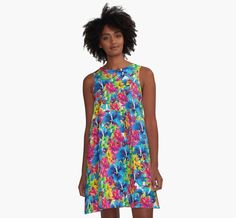 Flowers, flowers everywhere by cool-shirts