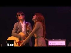 This is Jenny and Blake at their best! --Rilo Kiley - With Arms Outstretched (Live Bonnaroo 2008)