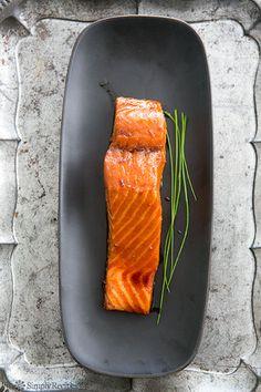 Sake Ginger Glazed Salmon Recipe | Simply Recipes