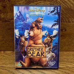 Brother Bear (DVD, Set, Special Edition) with Valentine Cards Disney Films, Disney Pixar, Disney Characters, Tarzan, Studio Disney, Animation Disney, Brother Bear, Blu Ray, Kid Movies
