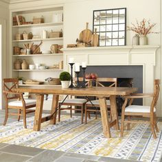 Birch Lane Mansfield Dining Table