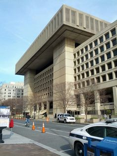 J. Edgar Hoover FBI Building in Washington, D.C.