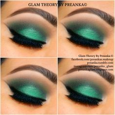 Royal Spring Makeup- Using the Urban Decay Electric Palette | GLAM THEORY