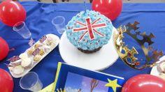 Cupcake Gigante England