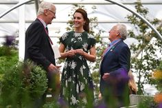 Princess Kate Is All Smiles at Chelsea Flower Show After Celebrating Sister Pippa's WeddingWeekend