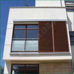 okiennice drewniane przesuwne w Warszawie - więcej zdjęć